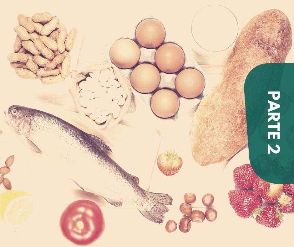 Segunda parte do post que segue tratando sobre os sintomas das Intolerâncias Alimentares