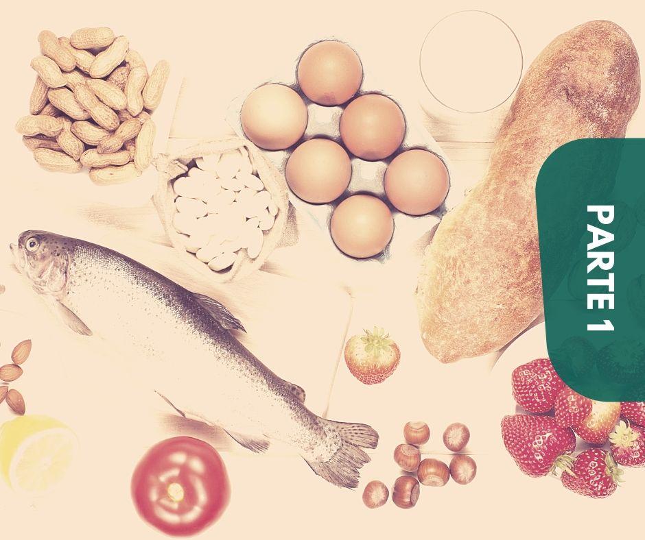 texto falando sobre intolerâncias alimentares e sintomas que contribuem para o diagnóstico