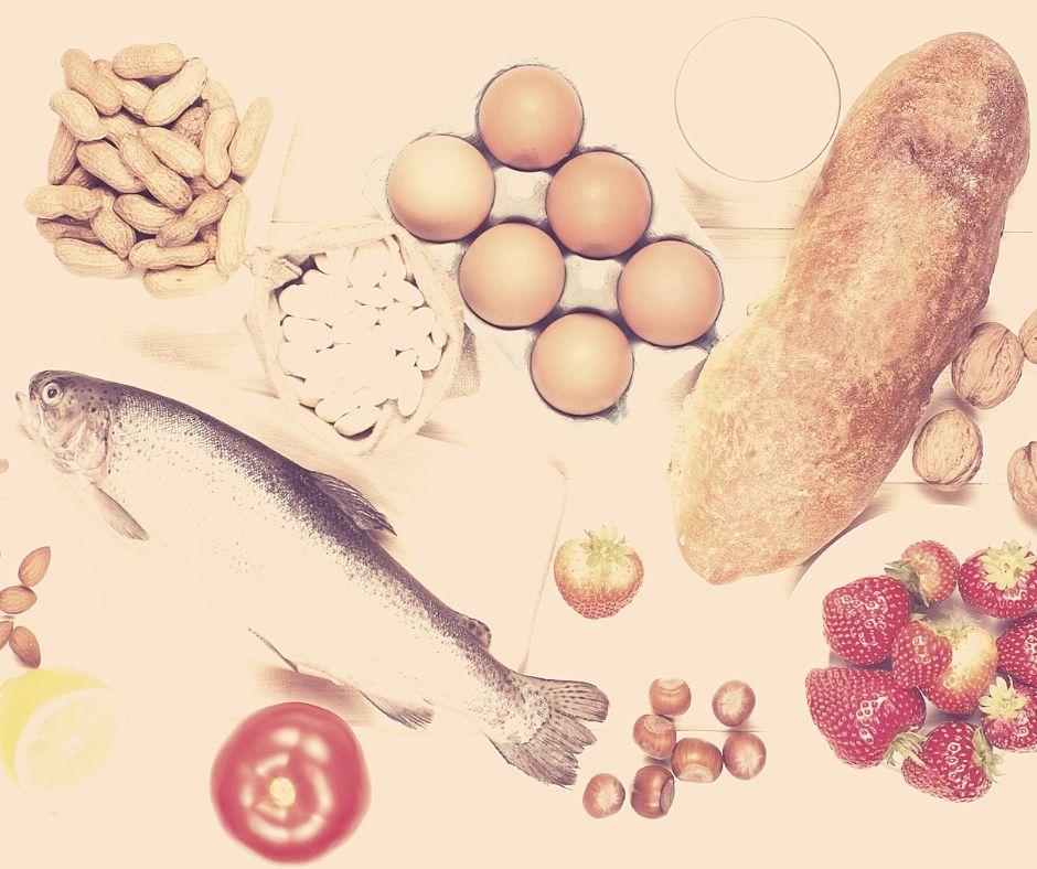 Matéria sobre intolerância alimentar